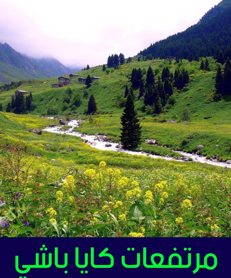مرتفعات حاج كالي بابا