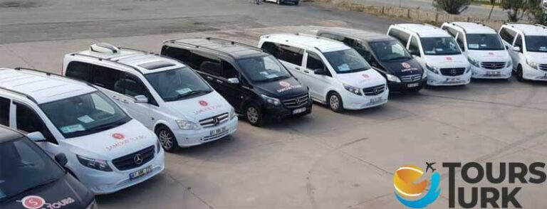 سيارة مع سائق في اسطنبول 2021